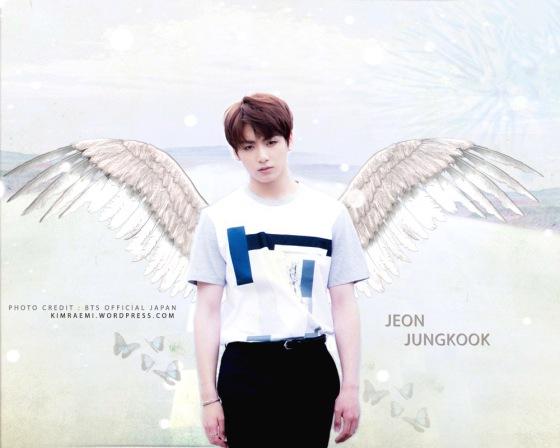 jungkook wings