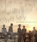 poster coffee shop ff