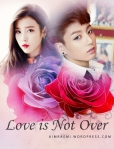 Poster Love is Not Over ver2