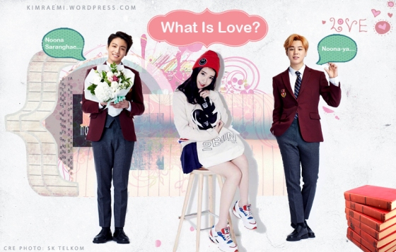 what is love poster