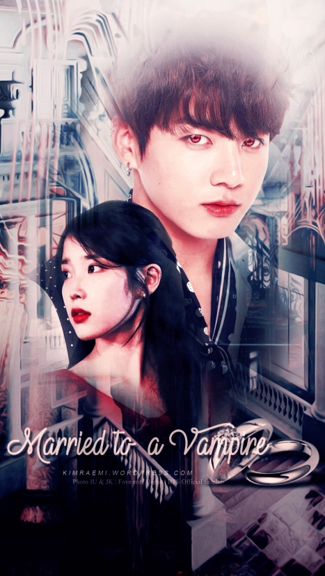 married to vampire poster baru 1